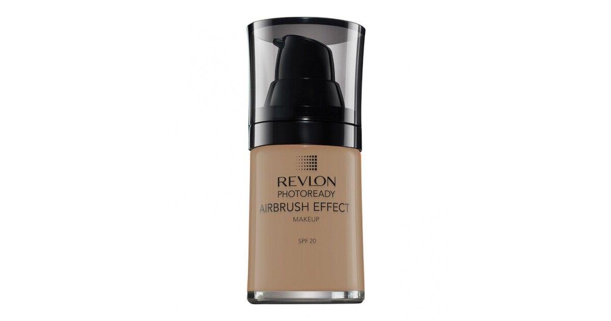 Revlon - Revlon - Base De Maquillaje Fluida Photoready Airbrush Effect - 003: Shell