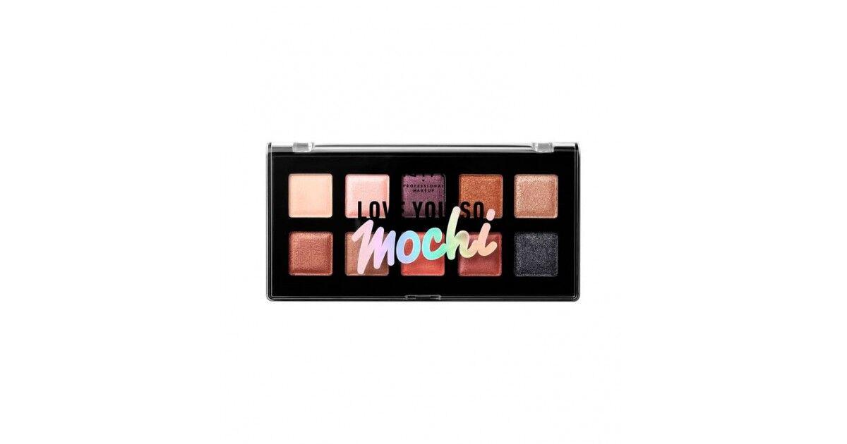 Nyx - Nyx Professional Makeup - *love You So Mochi* - Paleta De Sombras De Ojos - Lysmsp02: Sleek And Chic