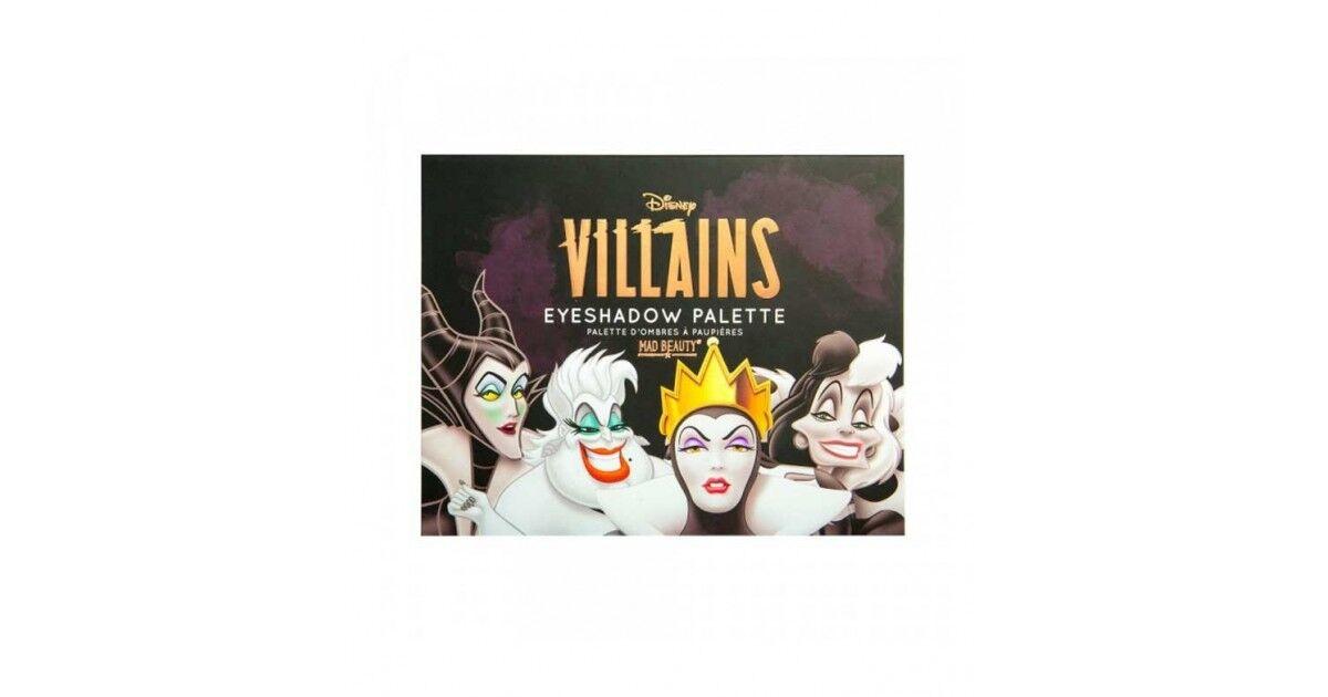Mad Beauty - Mad Beauty - Paleta De Sombras Villains