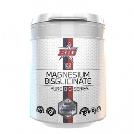 BIG MAGNESIUM BISGLYCINATE 100 CAP