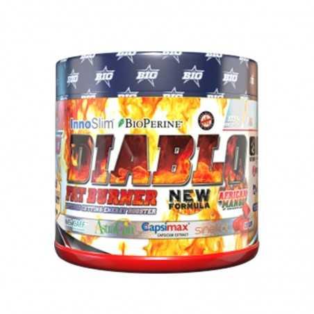 BIG DIABLO FAT BURNER 120CAP