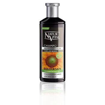 Naturaleza Y Vida Champu Color Negro 300 ml