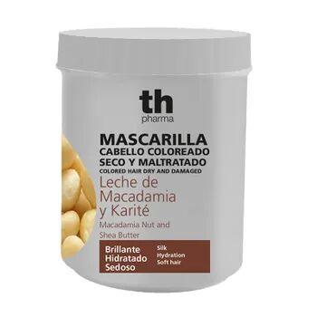 Th Pharma MASCARILLA CABELLO COLOREADO CON LECHE DE MACADAMIA Y KARITÉ 700ml