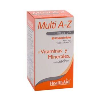 Health Aid MULTI A TO Z 90 Tabs