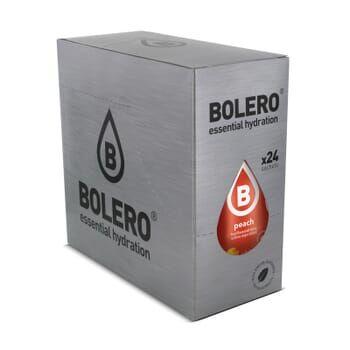 BOLERO MELOCOTON (CON STEVIA) 24 Sobres de 9g Melocotón