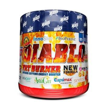 Big DIABLO FAT BURNER 120 Caps