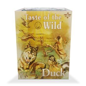 Taste Of The Wild Comida Húmeda Pato Pollo Y Fruta 390g