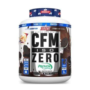 Big CFM Iso Zero 2 Kg Galleta de Chocolate