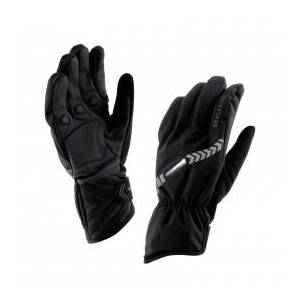 Sealskinz Guantes Halo All Weather Cycle Negro Talla de guantes XXL