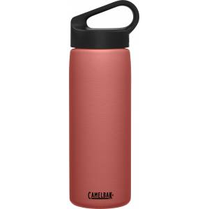 Camelbak Carry Cap Ss Ins Bottle 20 Oz 06 Rosa Terracota