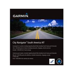 Garmin Microsd-sd Card: City Navigator South America Nt