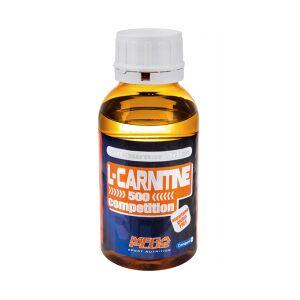 Mega Plus L-carnitine C-500 Con Cafeína 500 Ml