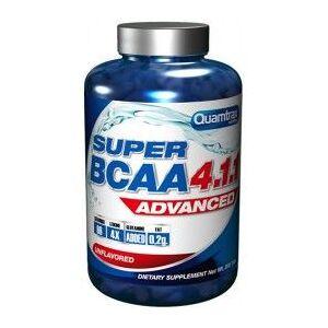 Quamtrax Super BCAA 4:1:1 Advanced 200 tabs