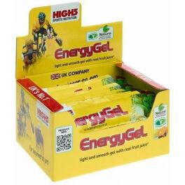 High5 Energy Gel 20 geles x 40 gr Sabor Manzana