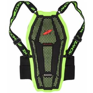 Zandona Esatech Pro Protector de espalda Amarillo L
