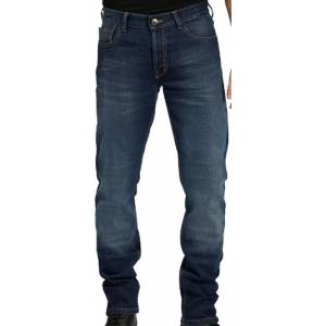 Rokker tech Slim Straight Pantalones Azul 34