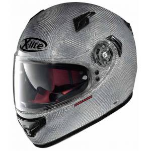 X-Lite X-661 Extreme Titanium Puro N-Com Casco