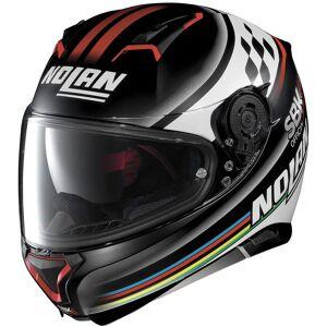 Nolan N87 SBK N-Com Casco
