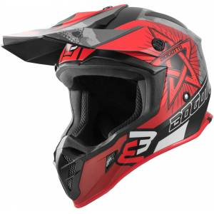 Bogotto V332 Rebelion Casco de Motocross