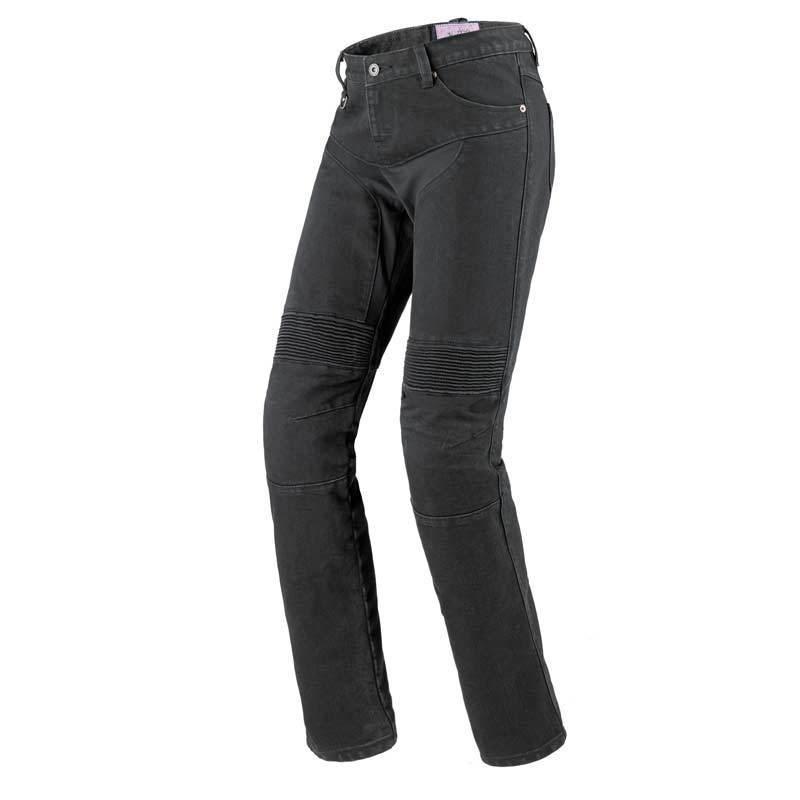 Spidi Furious Denim Pantalones vaqueros de las señoras motos