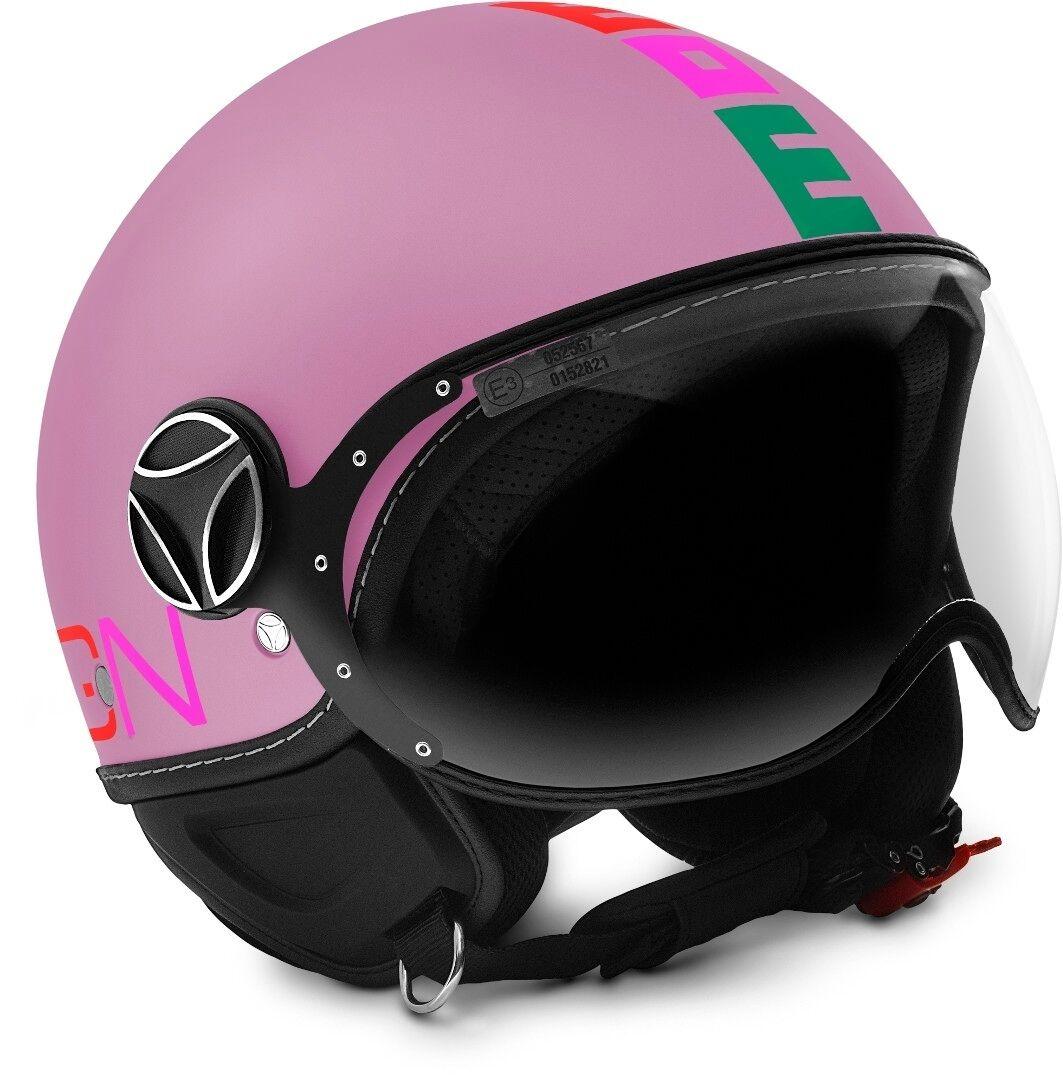 MOMO FGTR Baby Los niños motos casco