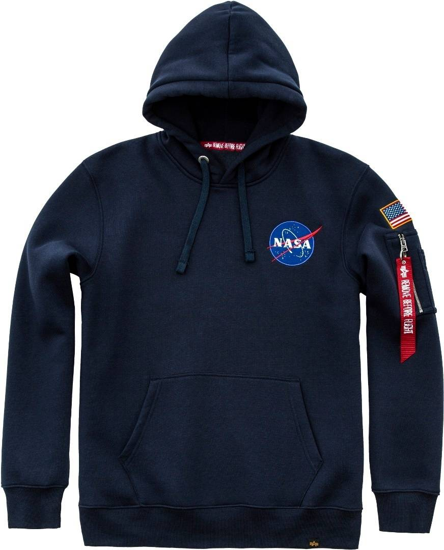 Alpha Space Shuttle Sudadera con capucha