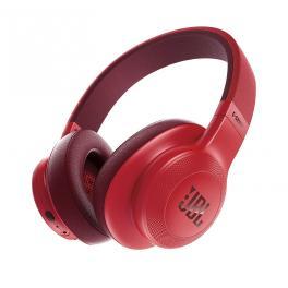 JBL Cascos inalámbricos JBL E55BT Rojo