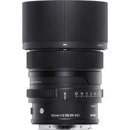 Sigma 65mm F/2DG DN Serie I Montura L-Mount