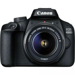 Canon Cámara Réflex Canon EOS 4000D + 18-55mm III