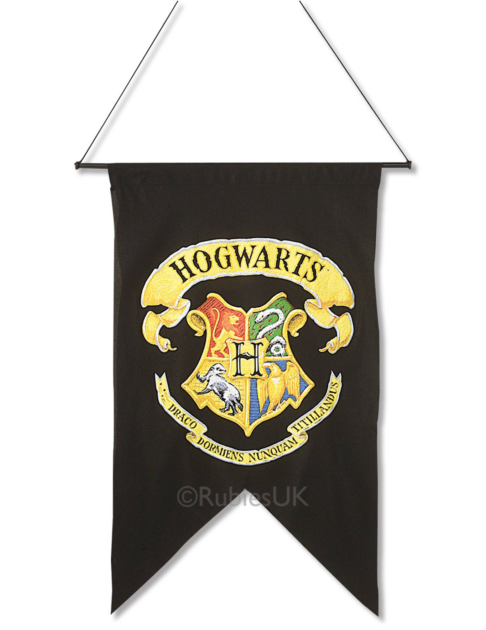 Vegaoo.es Estandarte Hogwarts Harry Potter