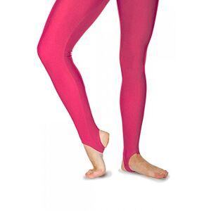 Roch Valley - Pantalones de Ballet con Puente, Color Frambuesa, 9-10 años