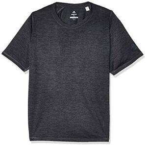 Adidas FL_360 X GF Gra Camiseta, Hombre, Negro/Grisei, L
