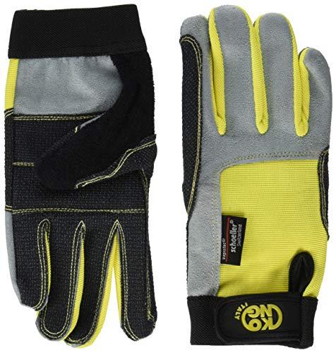 Desconocido Kong - Full Gloves, Color Yellow, Talla S
