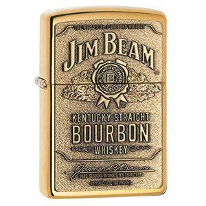 Zippo Jim Beam - Encendedor de Cocina (Oro)