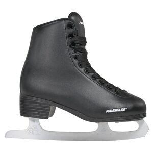 Powerslide Schlittschuhe Classic Men - Patines de patinaje sobre hielo, color negro, talla 43