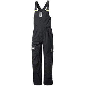 Helly Hansen Pier Bib Pantalon Con Tirantes, Hombre, Ebony, XL