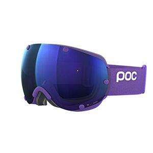 POC Lobes Gafas de Esquí, Unisex Adulto, Morado (Ametist Purple), Talla nica