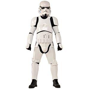 Star Wars Disfraz Stormtrooper edición suprema para adultos, única (Rubie's Spain 909866)