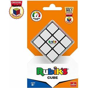 Goliath-72156 Rubik'S Cubo De Rubik, Multicolor, Talla nica (118-72101)