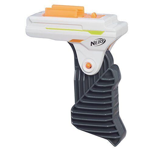 hasbro nerf b3196f03 - módulo de actualización plegable grip, accesorios nerf