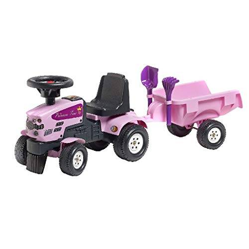 falk 1086c apertura por empuje tractor juguete de montar - juguetes de montar (300 mm, 370 mm, 97 cm, 3,1 kg, 550 mm, 285 mm)