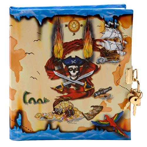goldbuch 44020 - diario diseo piratas [importado de alemania]