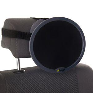 Hauck Watch Me 1 - Espejo retrovisor para parabrisas, uso para sillas de auto en dirección marcha, 21 x 19 cm