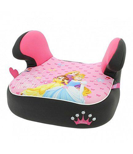 mycarsit, silla de coche grupo 2/3, diseño de princesas