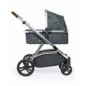 Cosatto Wow XL 3-in-1 Pram and Pushchair   From Birth - 25 kg, with Tandem Mode and Buggy Board (Nordik)