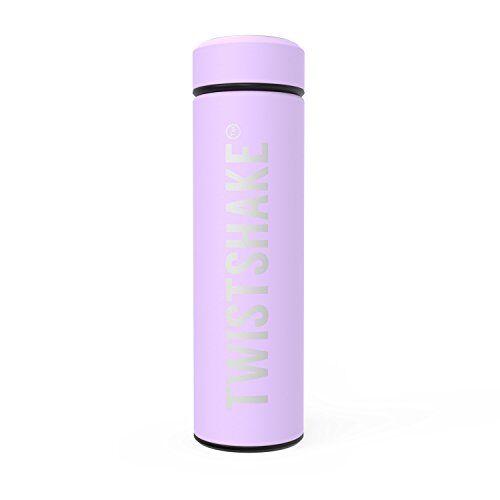 twistshake 78300 - calienta biberones, color pastel morado