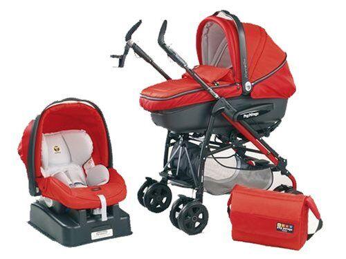 peg perego peg pérego m7pto4cr49 - kit de carrito para viaje