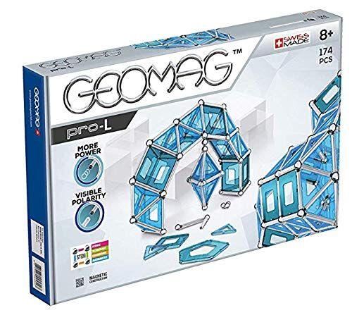 geomag pro-l construcciones magnticas y juegos educativos,, 174 piezas (25)