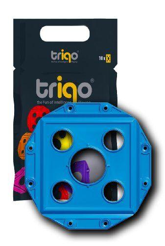 triqo - juego de construcción para niños de 10 piezas (toys 10290) [importado]