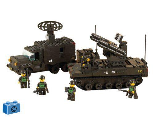 desconocido juego de construcción para niños de 511 piezas (m38-b6700)